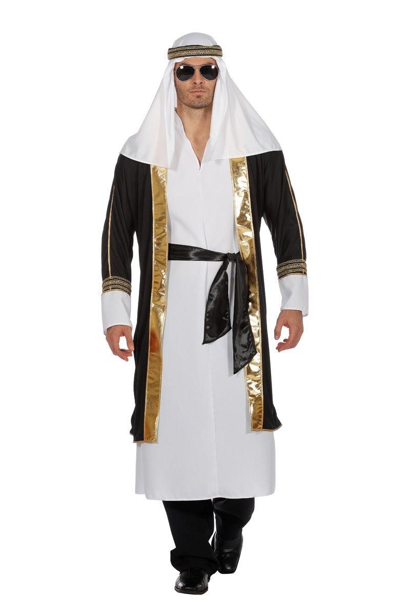 Sjeik El Plofman Kostuum