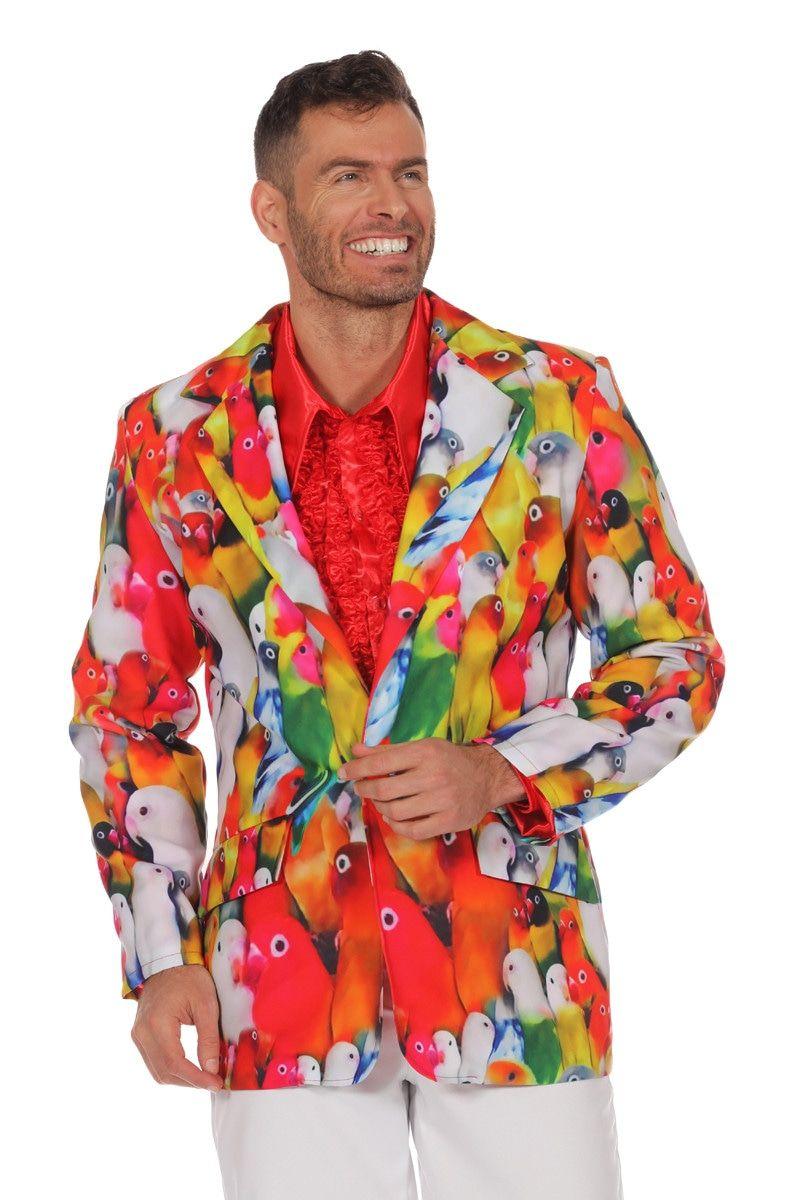 Tropisch Kaketoe Papegaai Colbert Man