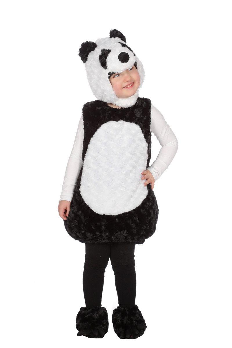 Kleine Reuzenpanda Kostuum