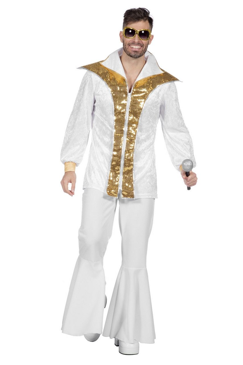 The King Of Las Vegas Elvis Show Man