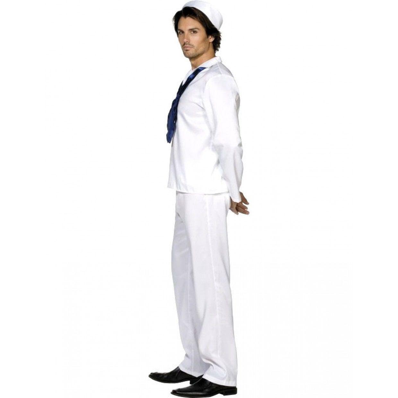 8e6467bdcee Sexy Matroos Man Kostuum