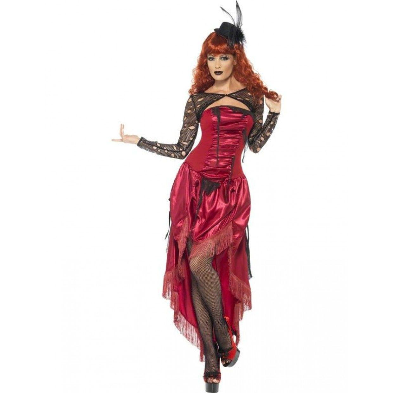 Halloween Kostuum Vrouw.Burlesque Halloween Vrouw Kostuum