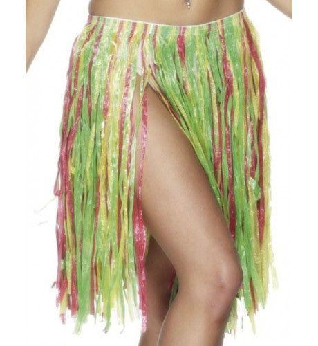 56cm Hawaiiaanse Kleurige Hula Rok