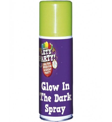 Glow-In-Dark Spray