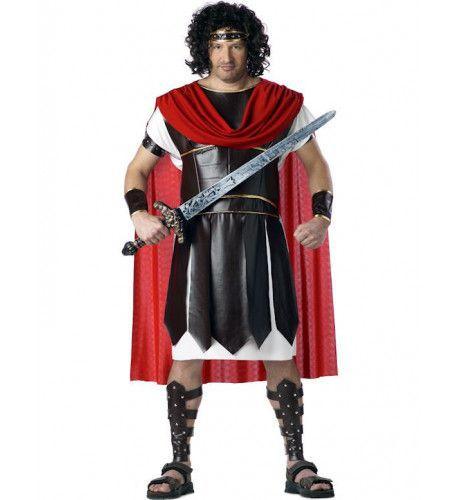 Hercules Maatje Meer Man Kostuum