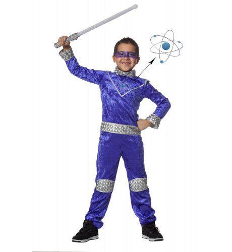 Futuristische Galaxy Jongen Kostuum