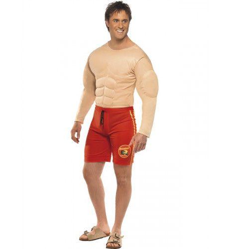 Officieel Baywatch Lifeguard Kostuum Man