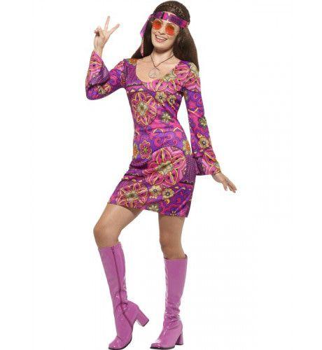 Woodstock Jurk Lizz Vrouw