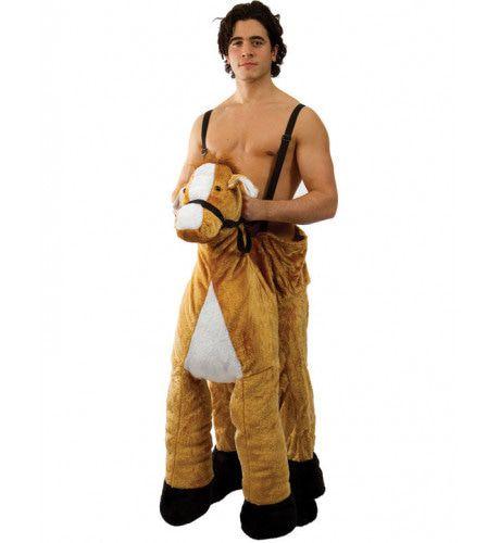 Luxe Horsing Around Man Kostuum