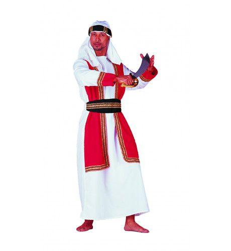 Djin De Woestijnprins Van De 1001 Nachten Man Kostuum