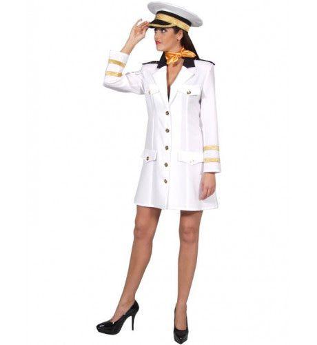 Officier Dame Vrouw Kostuum