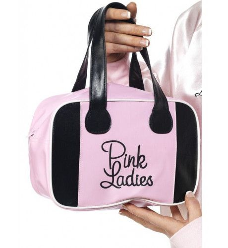 Officiele Grease Pink Lady Bowling Tas