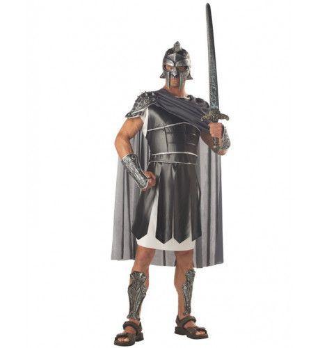 Deluxe Grieks Centurion Man Kostuum