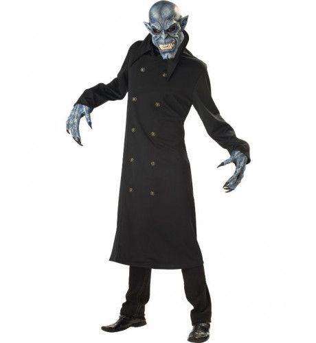 Duivel Van De Nacht Halloween Man Kostuum