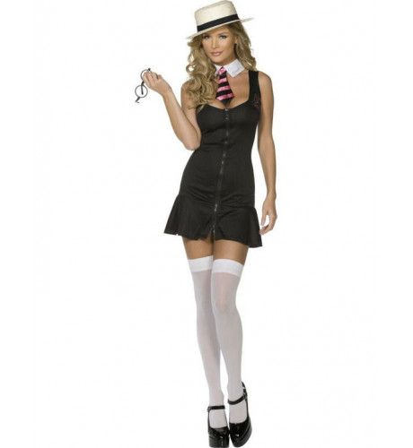Fever Schoolmeisje Vrouw Kostuum