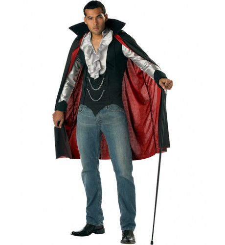 Stoere Vampier Man Kostuum