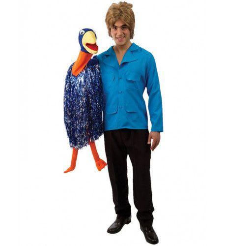 Rob En Emoe Kostuum Man