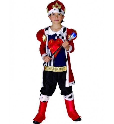Koning Jongen Kostuum