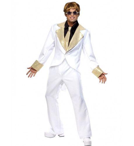 70s Rocket Man Kostuum