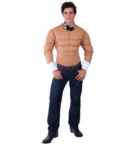 Mannelijke Stripper Kostuum