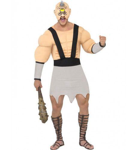 Cyclops Eenoog Man Kostuum