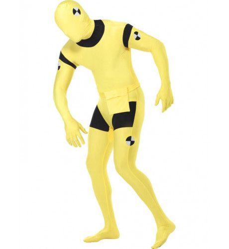 Second Skin Crash Test Dummy Kostuum