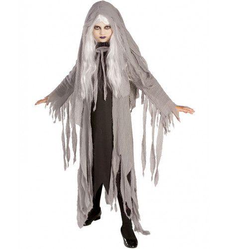 Kind Zombie Meisje Kostuum
