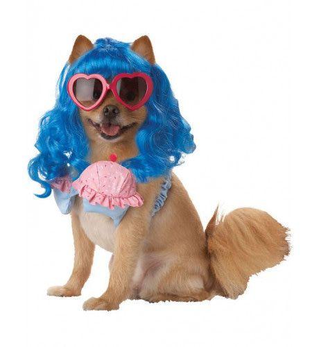 California Girl Hond Kostuum