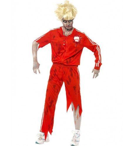 Zombie Pe Leraar Vrouw Kostuum