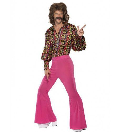 Jaren 60 Cnd Slack Man Kostuum