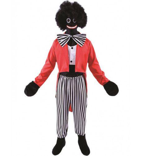 Golliwog Man Kostuum