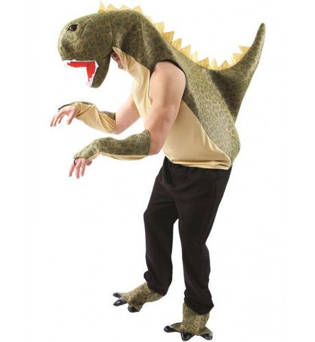 Dinosaurus Kostuum Man