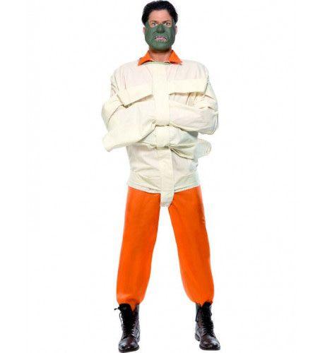 Hannibal Lecter Film Man Kostuum