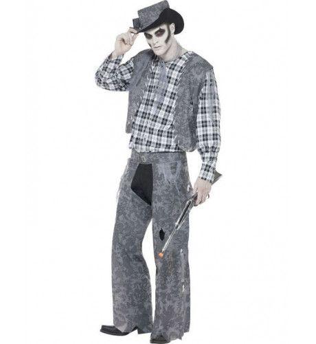 Halloween Cowboy Man Kostuum