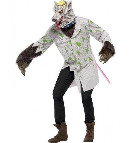 Proefdier Man Kostuum
