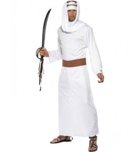 Lawrence Of Arabia Man Kostuum