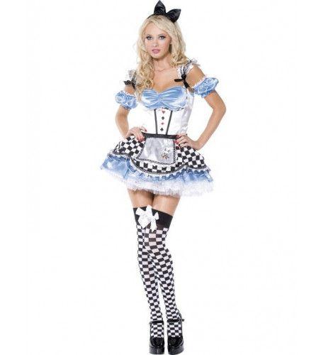 Bijou Boutique Lieve Alice Vrouw Kostuum