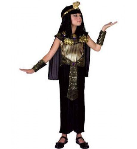 Koningin Van De Nijl Egyptisch Meisje Kostuum
