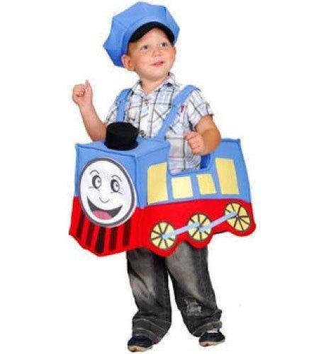 Trein Peuter Baby Kind Kostuum