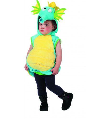 Schattig Zeepaardje ( Body) Kind Kostuum