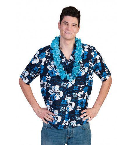 Flower Power Hawaii Hemd Man Kostuum