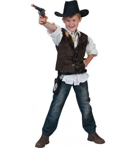 Texas Tommy Jongen Kostuum