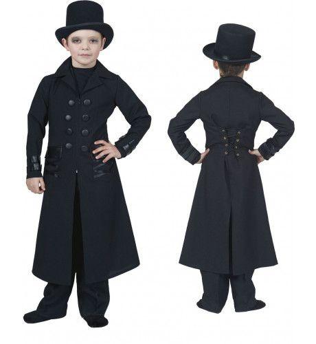 Gothic Gonga Jongen Kostuum