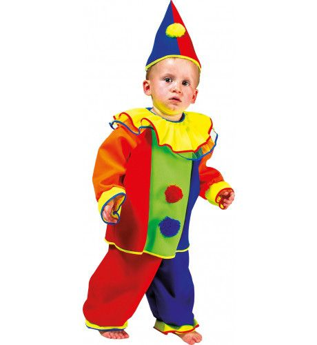 Olaffio Clown Kostuum