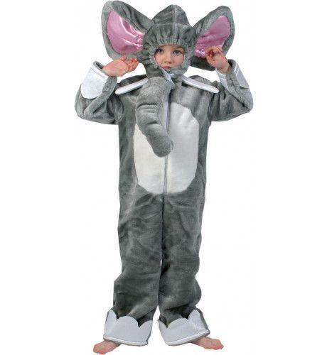 Dumbo De Olifant Kostuum