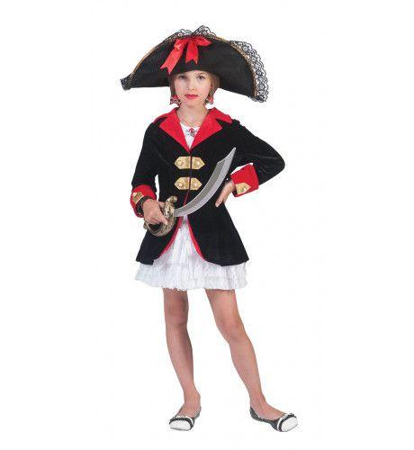 Piraat Stylo Star Jurk Meisje