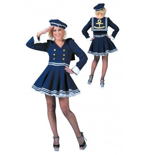 Jessica De Matroze Vrouw Kostuum