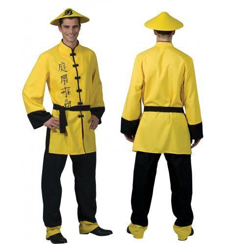 Shi Take China Man Kostuum