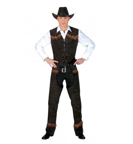Best Of The West Cowboy Man Kostuum