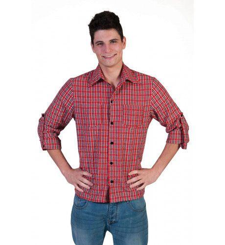 Ranger Cowboy Shirt Man